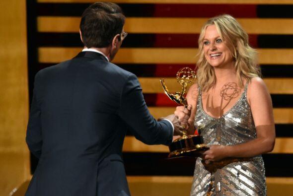 Amy Poehler fue una de las más solicitadas para presentar a los nominados.