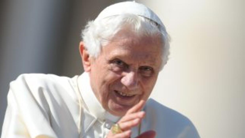 El Papa Benedicto XVI no dará paso en falso. Cada gesto, palabra, acto a...