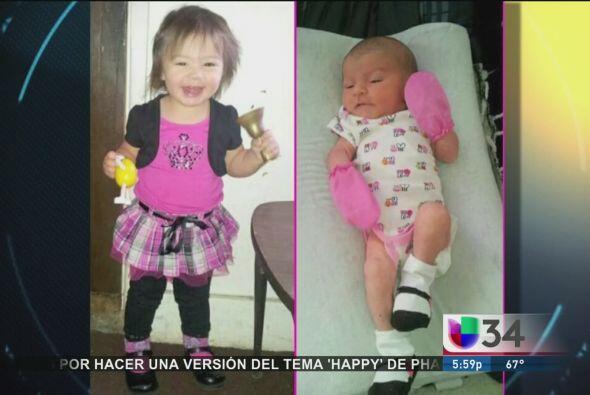 Según un informe de diario La Opinión, las tres niñas fueron identificad...