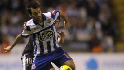 Bruno Gama abrió el marcador en el triunfo 3 a 2 sobre Zaragoza.
