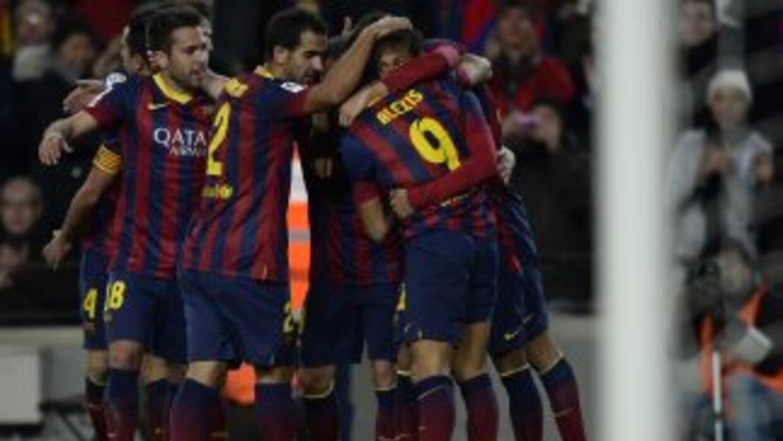 Se espera que algunas de las figuras barcelonistas que jugaron ante Vill...