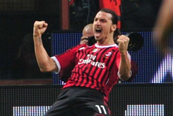 'Ibra' sigue intratable, está en racha y el Milan no suelta la pu...
