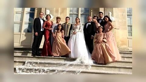 Lo mejor del mes: Karla se vistió para una boda de ensueño y podría habe...
