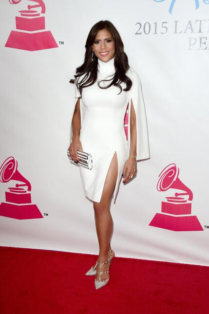Francisca Lachapel Latin GRAMMY