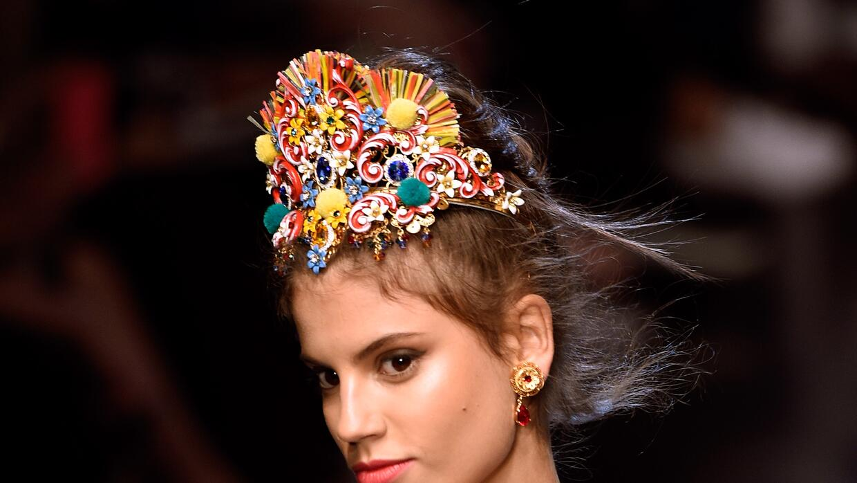 Headpieces D&G