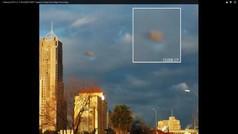 UFO San Antonio