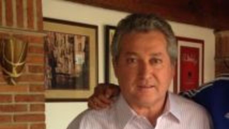 Víctor Vucetich comió esta tarde con el presidente de Chivas, Juan Manue...
