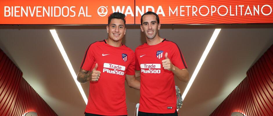 Atlético mantiene buena racha en su nueva casa venciendo al Sevilla 3blc...