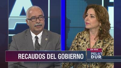 Recaudos del gobierno de Puerto Rico