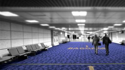 Estas nuevas alfombras podrán dar todo tipo de información. (Foto: Philips)