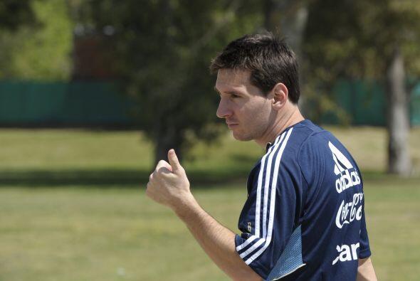 Lo que es seguro, es que Lio Messi será el capitán de la 'albiceleste'.