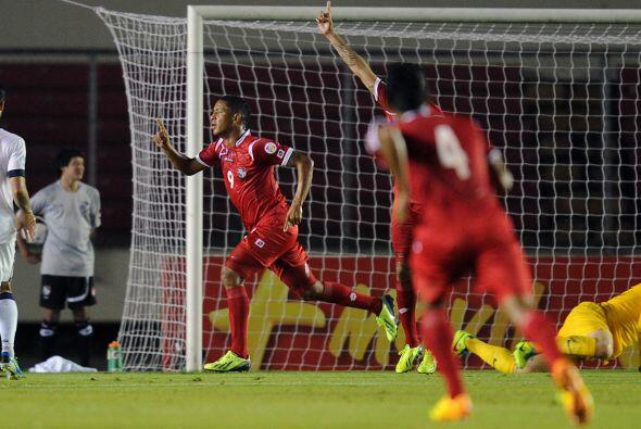 Un triunfo ante Honduras y 4 empates llevaron a Panamá al partido decisi...