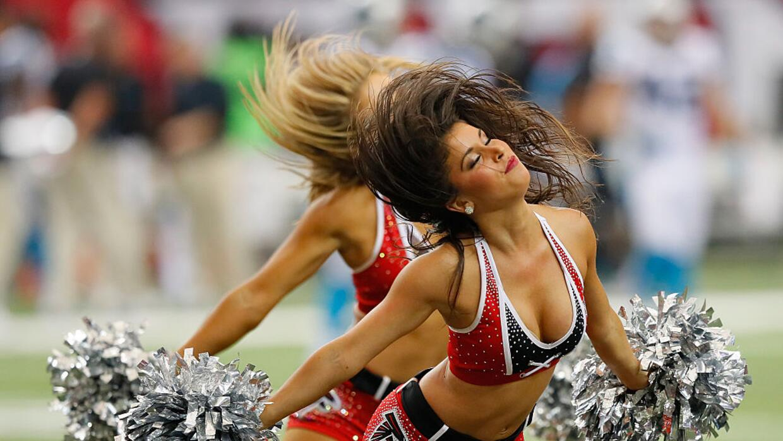 Los Atlanta Falcons tuvieron la ofensiva más explosiva de la NFL...