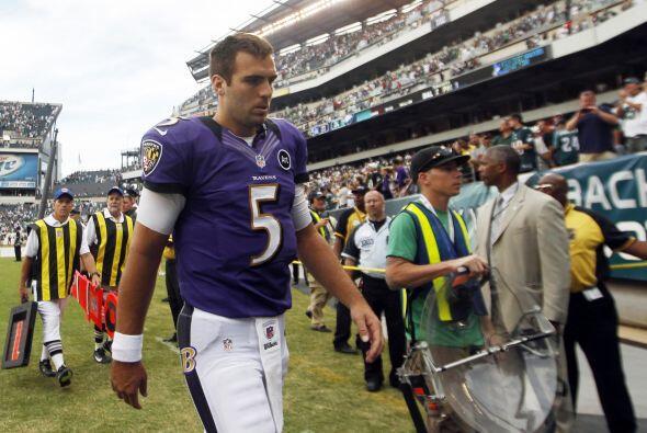16. Baltimore Ravens (sujeto a un volado para desempatar con Cowboys)