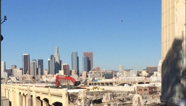 Se prevé que el nuevo puente estará listo para 2019