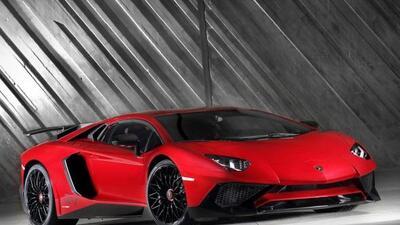 Este Superveloce será el Aventador más rápido que la marca fabrique.