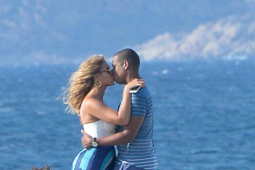 ¡Beyoncé y Jay Z están beso y beso! SALF_BYZCIL150916_02.JPG