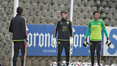 Jesús Corona confía que el 'Tri' retomará protagonismo en Copa América 2...