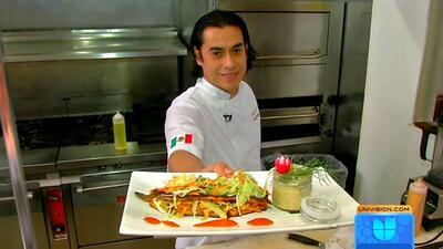 El mejor chef del país es un joven mexicano de Chicago