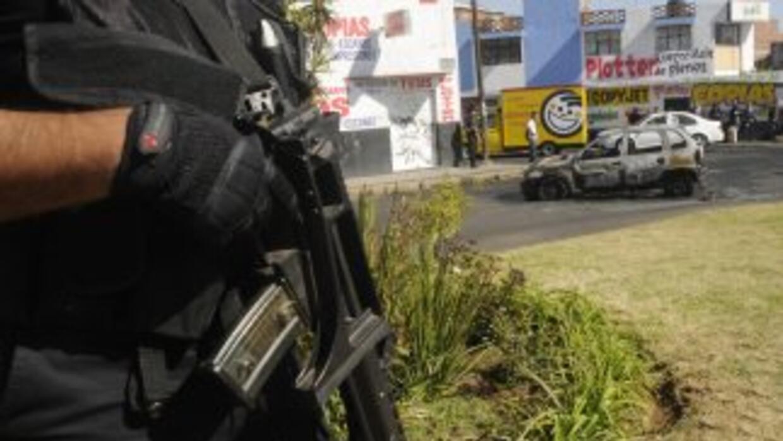 Más de 34 mil personas han muerto en México en acciones de violencia.