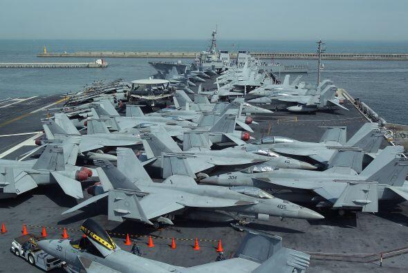 4- La Armada de EEUU ha sufrido el fallecimiento de 2,618 individuos.