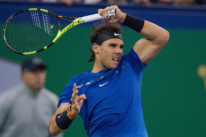Roger Federer: Campeón del Masters de Shangái gettyimages-861582668.jpg