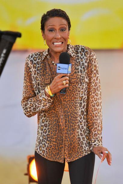 Robin Roberts es una de las hosts de Good Morning America, ¡tiene la chi...