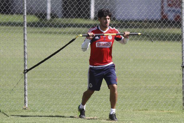 Hasta el momento Rafael sigue en el plantel de Chivas y espera recuperar...
