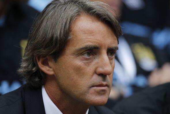 Mientras que los 'Citizens' de Roberto Mancini son los actuales campeone...