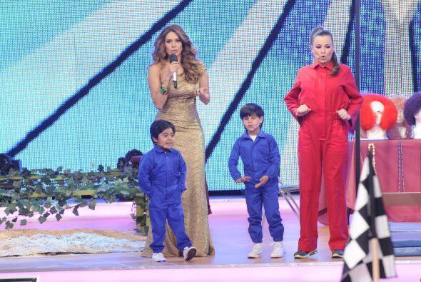 El último equipo estuvo conformado por María José, Rogelio y Migue Ángel.