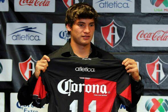 Edson Rivera decidió probarse con el Sporting de Braga tras un gran Mund...