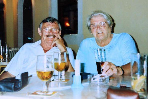 Victor y Elsie se conocieron a los 17 años y desde ese momento fueron in...