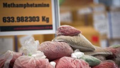 El jefe de Policía de Nueva Gales del Sur indicó que la droga tiene un v...