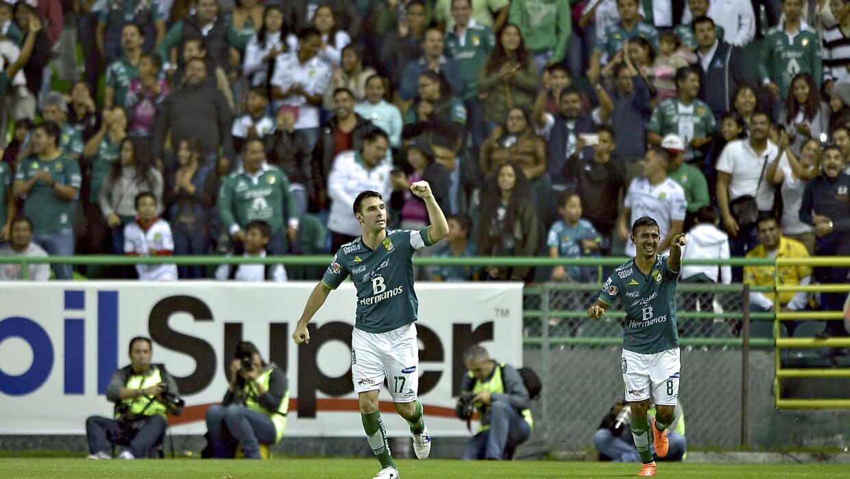 Mauro Boselli hizo el único tanto del partido.