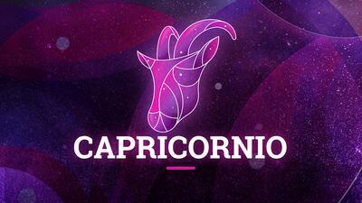 Capricornio - Semana del 19 al 25 de noviembre