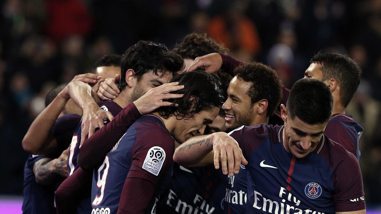 ¡Le apunta al Real Madrid! Neymar anota y le da la victoria al PSG  ap-1...