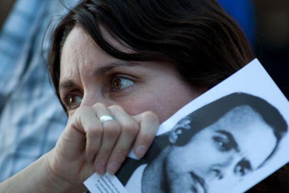 El régimen militar que culminó en 1983, dejó 30 mil desaparecidos.