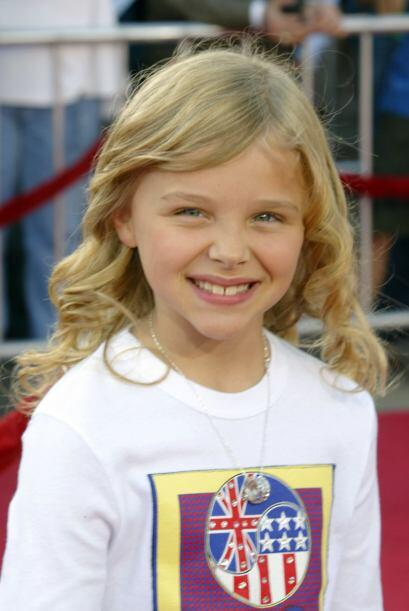 Chloe Grace Moretz nació el 10 de febrero de 1997 en Atlanta, Georgia y...