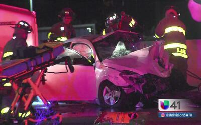 Robo de vehículo termina en fatal accidente