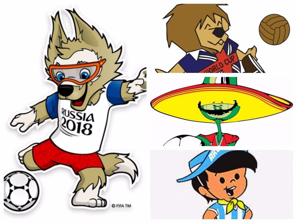 Historias de Mundiales: las mascotas de las Copas del Mundo de la FIFA u...