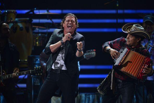 El cantante soñaba con volver a cantarle a su público en Estados Unidos.