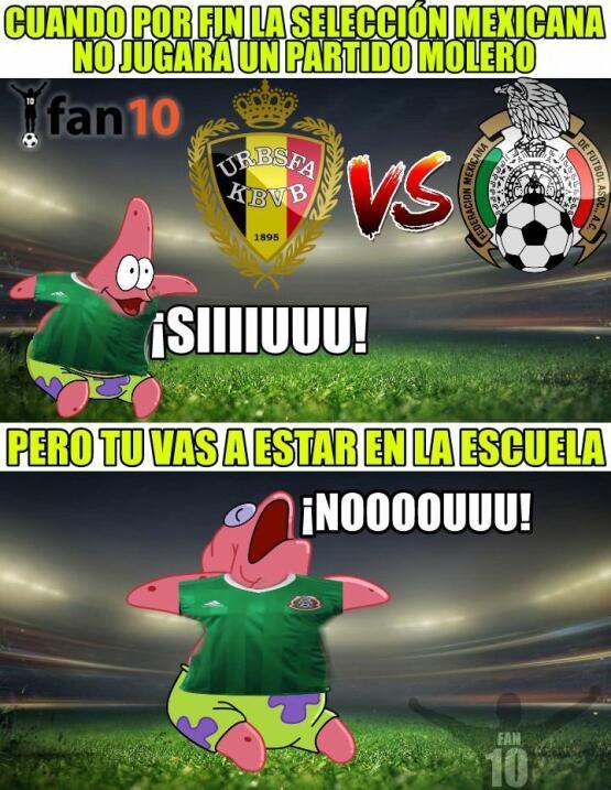 EN VIVO: México vs. Bélgica, partido amistoso 2017 dosc0otxcairke5jpg-la...