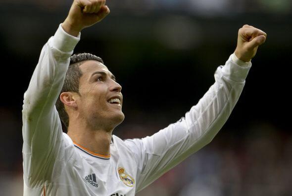 Cristiano Ronaldo hizo el primer gol a los 12 minutos. Antes ya la había...