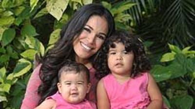 El amor por los hijos es incondicional, tal como lo vive Karla con sus h...
