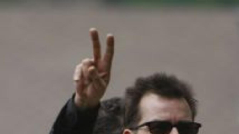 El actor Charlie Sheen ha estado en la silla caliente debido a su adicci...