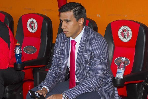 El venezolano César Farías está viviendo el momento de mayor presión con...