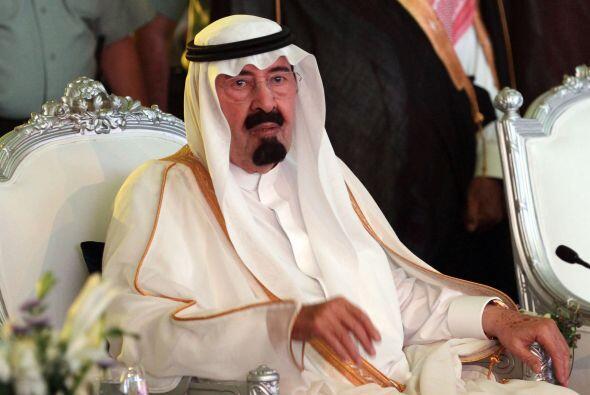 Arabia Saudita. El rey Abdullah mantiene el poder en este país de casi 3...