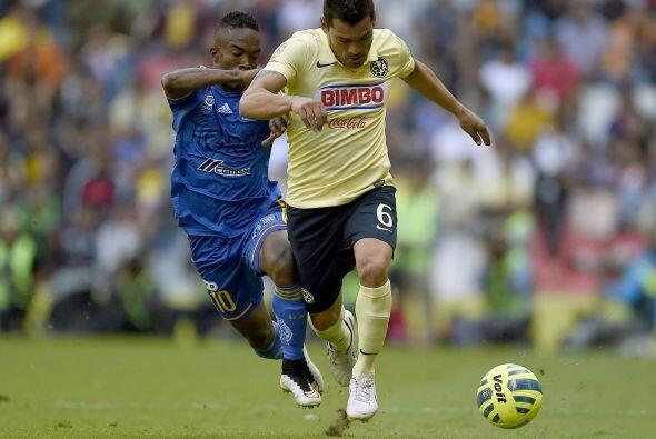 Miguel Samudio recién se integró en el fútbol mexicano en el Clausura 20...