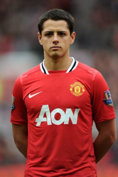 Chicharito no ha tenido la continuidad deseada en Manchester United pero...