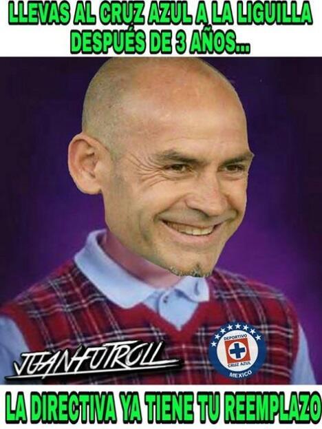 Memes jornada 17 de la Liga MX